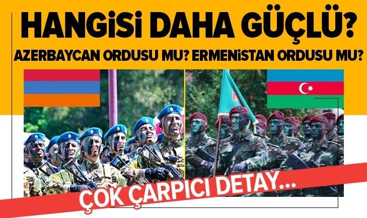 Azerbaycan Ordusu mu daha güçlü? Ermenistan Ordusu mu daha güçlü? Prof. Dr. Mesut Hakkı Caşın yorumladı
