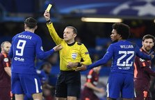 Chelsea-Barcelona maçına Cüneyt Çakır damgasını vurdu