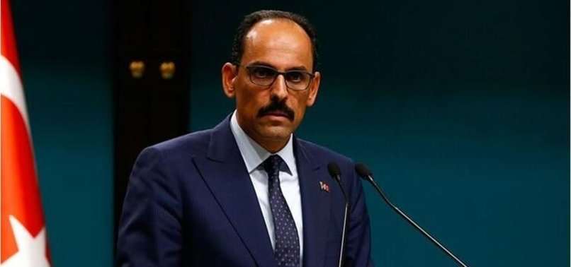Son dakika: Cumhurbaşkanlığı Sözcüsü Kalın'dan 'Ayasofya' ve 'sosyal medya' açıklaması