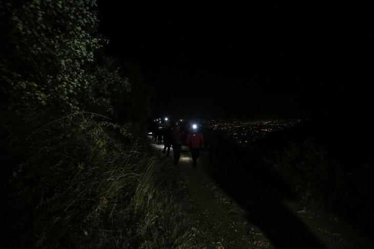 Son dakika: Uludağ'ın eteklerinde kaybolan 4 kişi bulundu