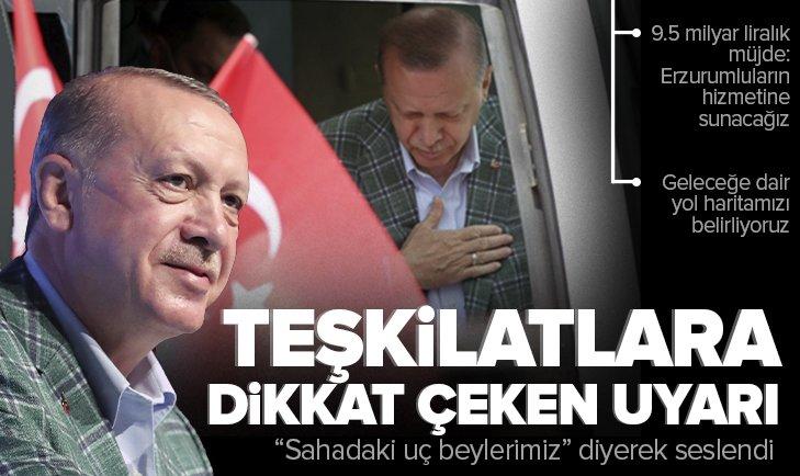 Son dakika: Başkan Erdoğan'dan AK Parti Erzurum Genişletilmiş İl Danışma Toplantısı'nda önemli açıklamalar