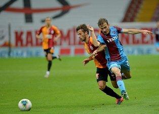 Galatasaray - Trabzonspor maçının muhtemel 11'leri belli oldu