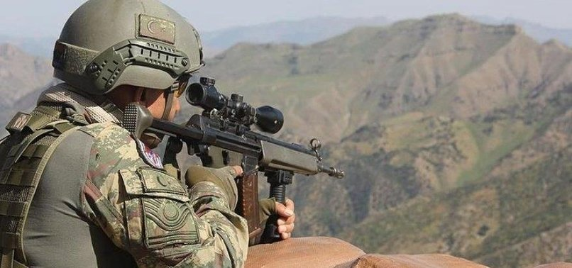 CUDİ DAĞI'NDA PKK'YA BİR DARBE DAHA