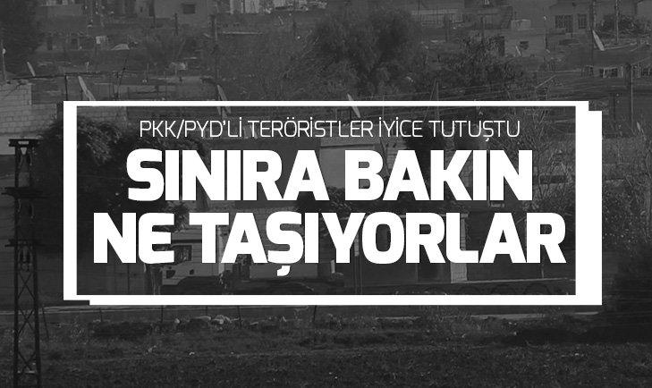 Fırat'ın doğusu için son dakika haberi! PKK/PYD'li teröristler şimdi de bunu yapıyor