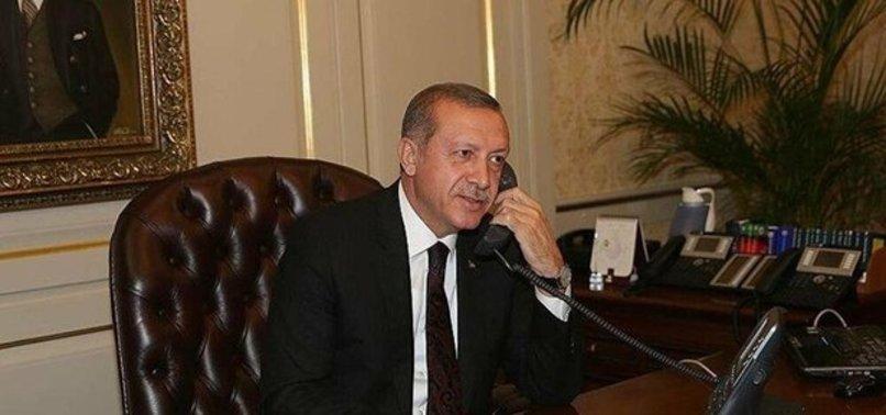Başkan Erdoğan'dan bayram diplomasisi: 21 telefon görüşmesi yaptı
