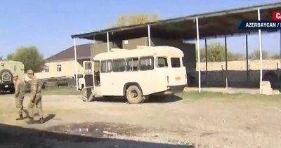 Ermenistan ordusunun geride bıraktıkları! A Haber ekrana taşıdı