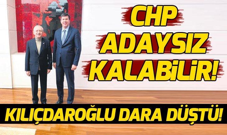 Kılıçdaroğlu dara düştü! CHP Kadıköy'de adaysız kalabilir...