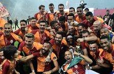 Galatasaray, şampiyon oldu en iyiler arasına girdi!