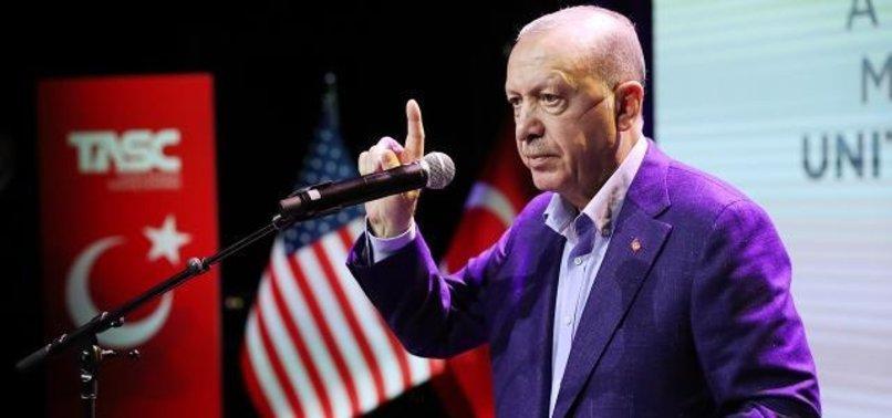 Son dakika: Başkan Erdoğan'dan 'Daha Adil Bir Dünya Mümkün' konferansında önemli açıklamalar
