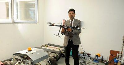 Son dakika: Türkiye'nin ilk Robotik ve Yapay Zeka Enstitüsü Aydın Adnan Menderes Üniversitesi'nde kuruluyor