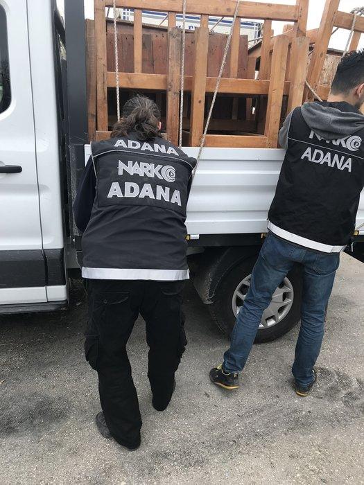 ADANA'DA GÖREVLİ ADLİ MEMUR, UYUŞTURUCU KAÇAKÇILIĞINDAN YAKALANDI