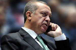 Cumhurbaşkanı Erdoğan'dan Yavaşça'ya geçmiş olsun telefonu