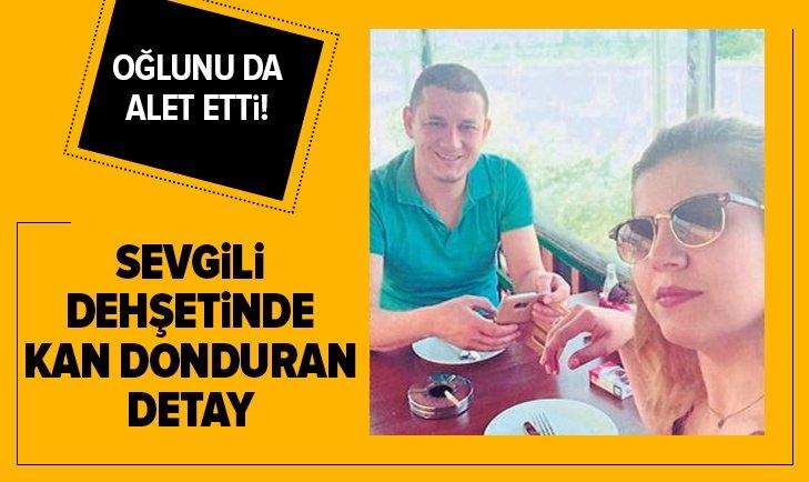 AYDIN'DAKİ DEHŞETTE KORKUNÇ DETAY! OĞLUNU DA ORTAK ETMİŞ...