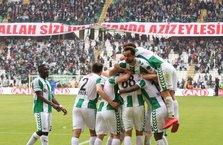 Atiker Konyaspor Sergen'le nefes aldı
