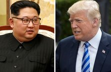 ABD Başkanı Trump Kim Jong-un'la olan görüşmesini iptal etti