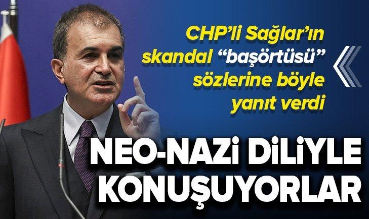 AK Parti'den Sağlar'ın sözlerine yanıt!
