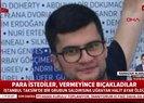 Taksim'de dehşet! Para istediler vermeyince bıçaklayıp öldürdüler |Video