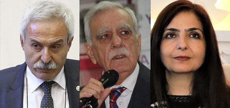 PKK'NIN HDP'Lİ BAŞKANLARLA İLGİLİ ÇAĞRISI BÖLGE HALKINDA KARŞILIK BULMADI