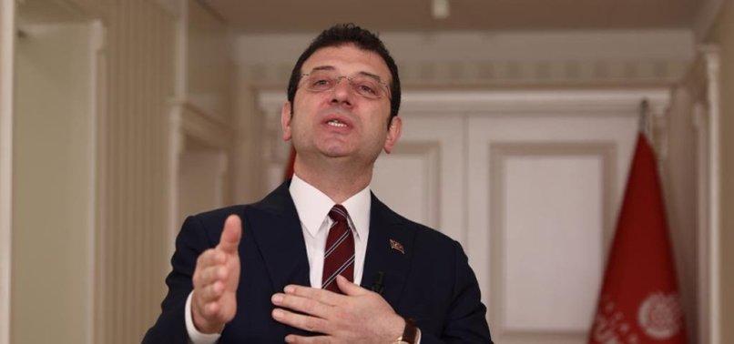CHP'Lİ İBB'NİN GECE 03.00'TEKİ EŞKIYALIĞINA SERT TEPKİ