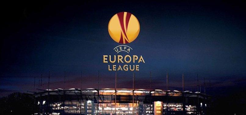 UEFA AVRUPA LİGİ'NDE SON 32 TURU RÖVANŞ MAÇLARI