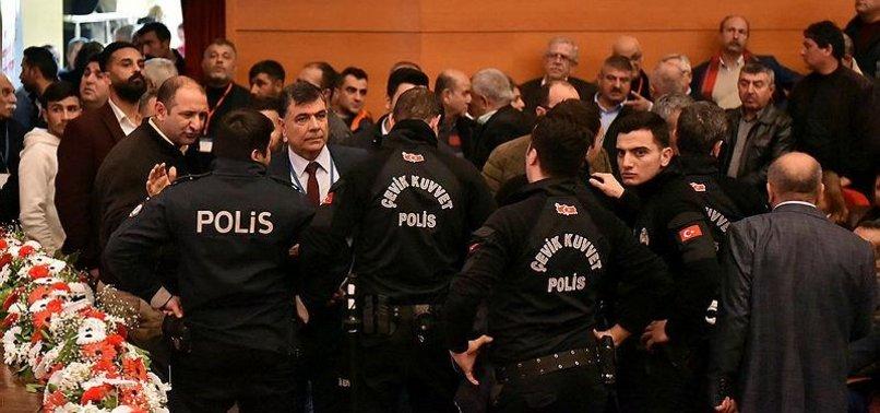 CHP'NİN OLAYSIZ KONGRESİ YOK!
