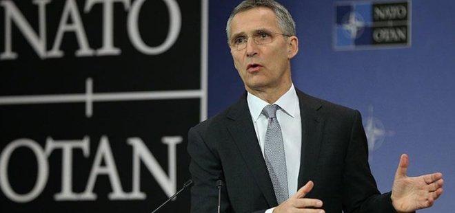 NATO'DAN TÜRKİYE AÇIKLAMASI! SAYGI DUYUN!