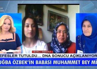 Müge Anlı'da açıklanan DNA testi şoke etti! Tuğba Özbek Muhammed Şerif'in kızı mı?