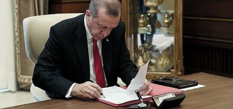 Son dakika | Başkan Erdoğan imzaladı! Atama kararları Resmi Gazete'de