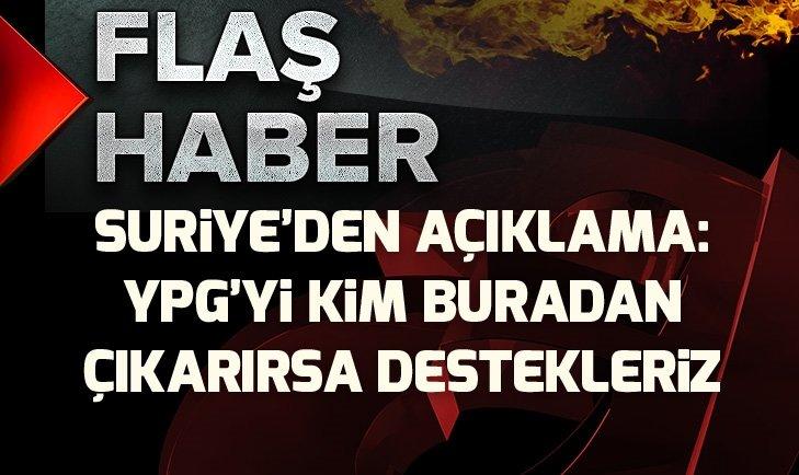 Suriye Bağımsız Kürt Rabıtası Başkanı Abdulaziz Temmo: YPG'yi kim Suriyeden çıkarırsa destekleriz