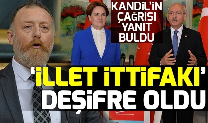 CHP, İyi Parti ve HDP İstanbul'da el ele!