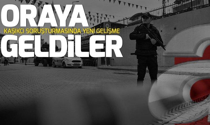 Kaşıkçı cinayetindeki sır otomobil Sultangazi'deki otoparkta incelenecek