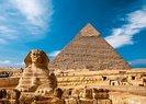 MISIR'DA YENİ BİR PİRAMİT KEŞFEDİLDİ