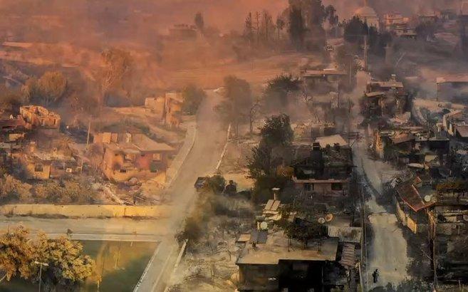 Kalemler mahallesi yok oldu: Böyle acı mı olur Allah'ım - AHaber Son Dakika  Video İzle