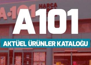 A101 aktüel ürünler kataloğu 25 Nisan yayında! A101 indirimli ürünler neler?