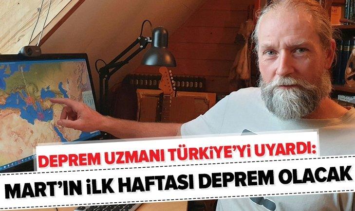 DEPREM KAHİNİ FRANK HOOGERBEETS TARİH VEREREK UYARDI!