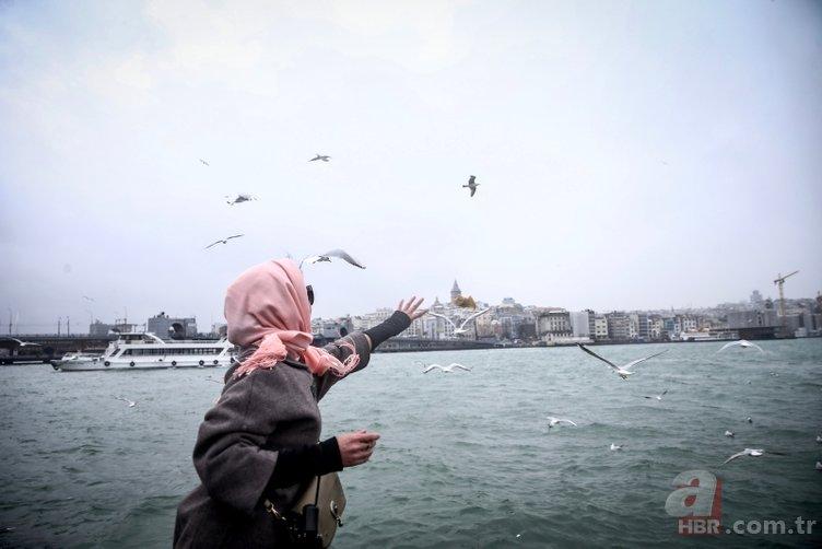 METEOROLOJİ'DEN İSTANBUL'A KAR UYARISI!