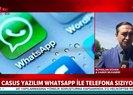 WhatsApp kullanıcılarına casus yazılım şoku! | Video