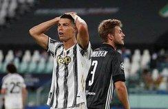 Ronaldo Juve'ye yetmedi! İşte tur atlayanlar...