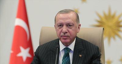 Başkan Erdoğan'dan şehit Jandarma Uzman Çavuş Keleş'in ailesine taziye mesajı