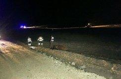 Nevşehir'de F-16 düştü