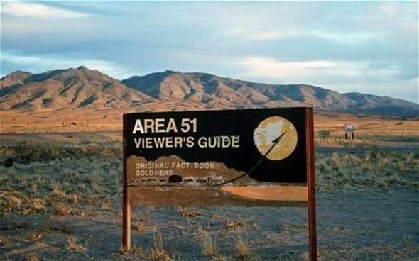 ABD'deki 51. Bölge'nin altında ne var? Dünyanın en gizemli yeri
