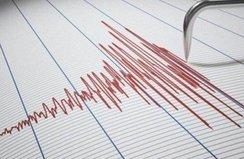 Gece yarısı korkutan deprem!