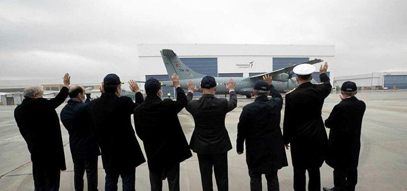 Meltem-3 Projesi'nde ilk P-72 Deniz Karakol Uçağı hizmete girdi! Önemli görevler üstlenecek