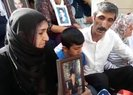 Evlat nöbeti tutan acılı baba: Oğlumu HDP dağa götürdü | Video