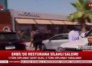 Erbil'de Türk diplomatlara silahlı saldırı | Video