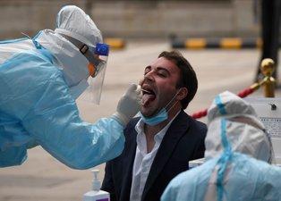 Çin'de corona virüs kabusu geri döndü!