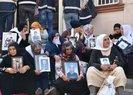 Diyarbakır'da HDP önünde nöbet tutan aile sayısı 34 oldu! Tek istekleri kavuşmak | Video