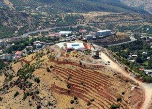 Bayrak Tepe Üs Bölgesi'ne yüzme havuzlu sosyal tesis yapılıyor