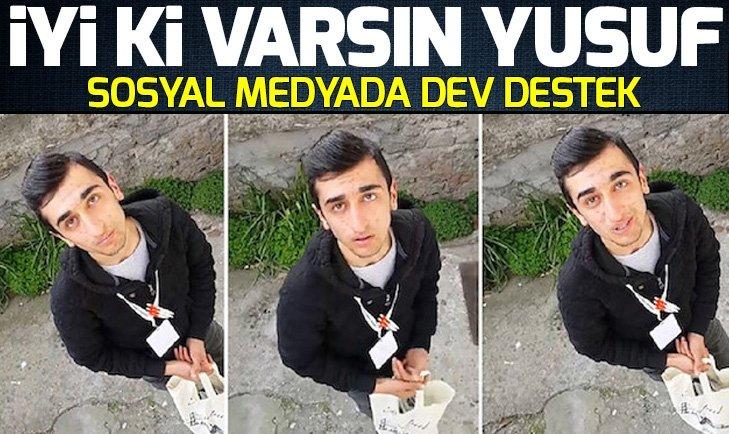 Sosyal medyada Yusuf Özoğul'a yoğun destek