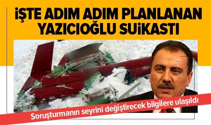 İşte adım adım planlanan Muhsin Yazıcıoğlu suikastı!